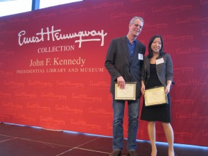 PW and Cathy Chung